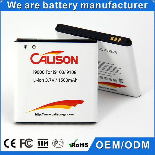OEM 1800mah mobile phone battery 3.7v replacement battery