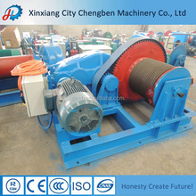 Reliable electric winch manufacturer with famous motor