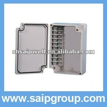 Clear Cover ABS Telephone Distribution Box