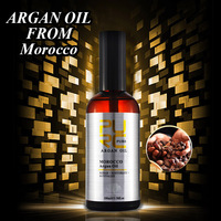 Natural care argan oils to use on hair and body