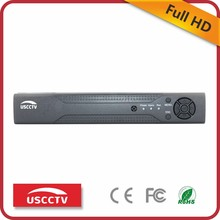 USC new products 2017 cctv 16ch hd 8ch poe nvr 1080p network low cost dvr kit lcd hard disk nvr