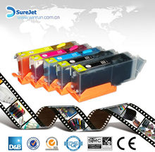PGI550/CLI551 genuine ink cartridges with chip made in china