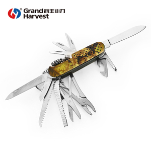 26 in 1 grand harvest swiss knife classic sd pocket knife
