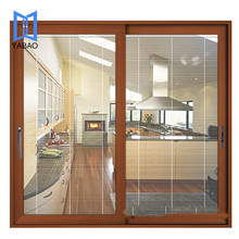 China Supplier Energy efficient aluminium sliding window with thermally broken