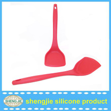 Non-stick Pan Shovel Silicone Flexible Pancake Turner