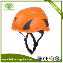 high quality M02 industrial rope access rescue climbing safety helmet