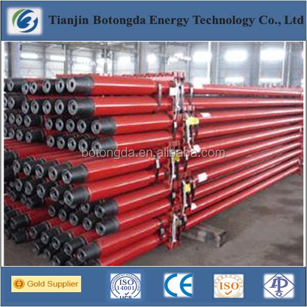 API manufactrue casing and tubing K55 OCTG casing tube