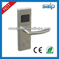 New Design Profesional Manufactory Stainless Steel hotel smart chip card door lock