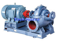 split casing double suction horizontal water pump-S series