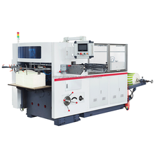 Price of Paper Roll Feed Automatic Creasing And Die Cutting Punching Machine