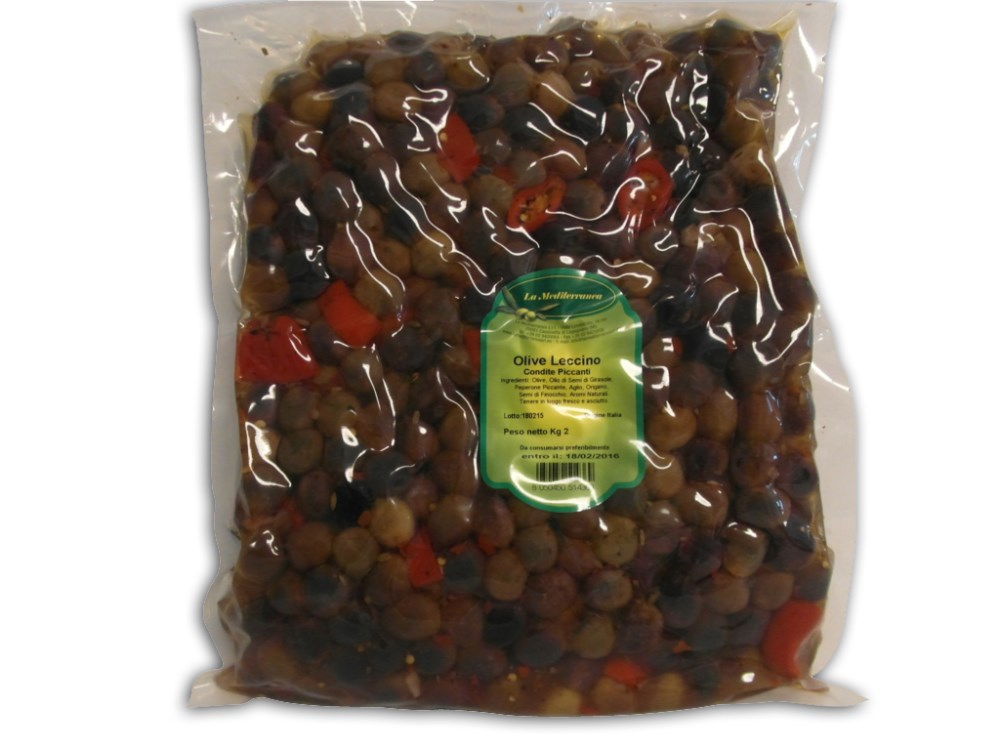 SPICY OLIVES