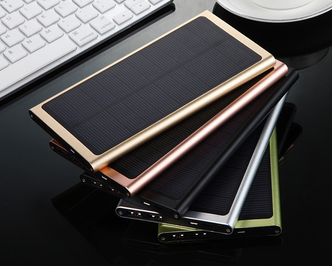 Wholesale cheap solar mobile phone battery charger For Promotional gift