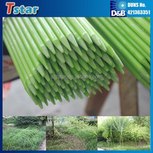 wholesales fiberglass rod/ FRP stake, glass fiber stake, three stake,greenhouse