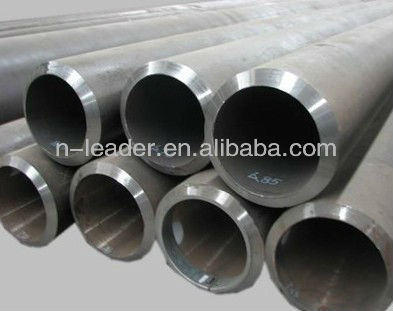 ASTM hot rolled SA335 seamless alloy steel pipe/tube