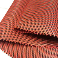 1680D oxford fabric with PVC coated three-color dots for luggage & travel bags