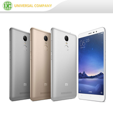 Best Price dual Sim Android 5.5 inch 3G Xiaomi Redmi Note 3 smart phone