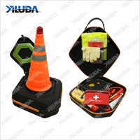 YILUDA Potential emergency accessories, tools and barrier warning bag
