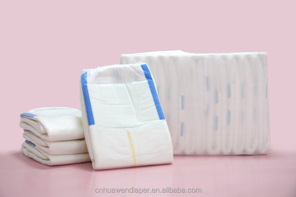 Ultra absorption soft adult diaper tena manufacturer from china