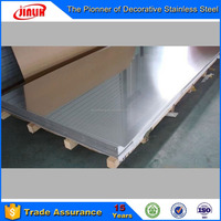 Mirror Satin Sanding Stainless Steel Panel