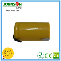1500mah NI-CD SC rechargeable battery 1.2V electric Power tools Battery