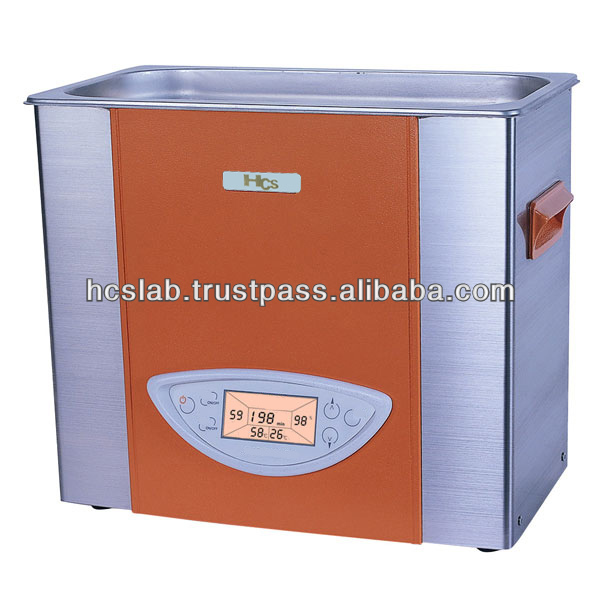 HCS Double Frequency Desk-top Ultrasonic Cleaner (heat)