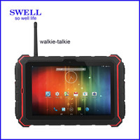 MTK8382 Quad Core 8inch android4.4 large warehouse management tablet pc IP67 NFC BT GPS T82