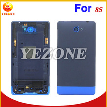 Cell Phone Battery Door For HTC Windows Phone 8S A620e Housing, Battery Cover Replacement For HTC A620e Housing Repair parts