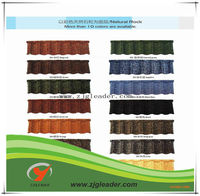 colorful Steel Roof Tile