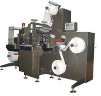 "16.5"" Rotary Label Die Cutting Press"