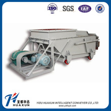 Reciprocating coal feeder machine