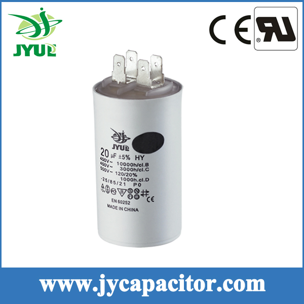 power bank capacitor sh cbb60 motor run polypropylene film capacitor