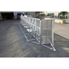 Event Barrier with Barrier Gate and Barrier Corner