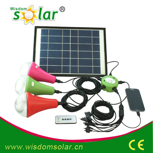 Portable solar home light;solar lights decking lighting kits(JR-SL988 series)