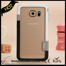 Fashion Design For Samsung S6 Silicone Rubber Bumper Cover