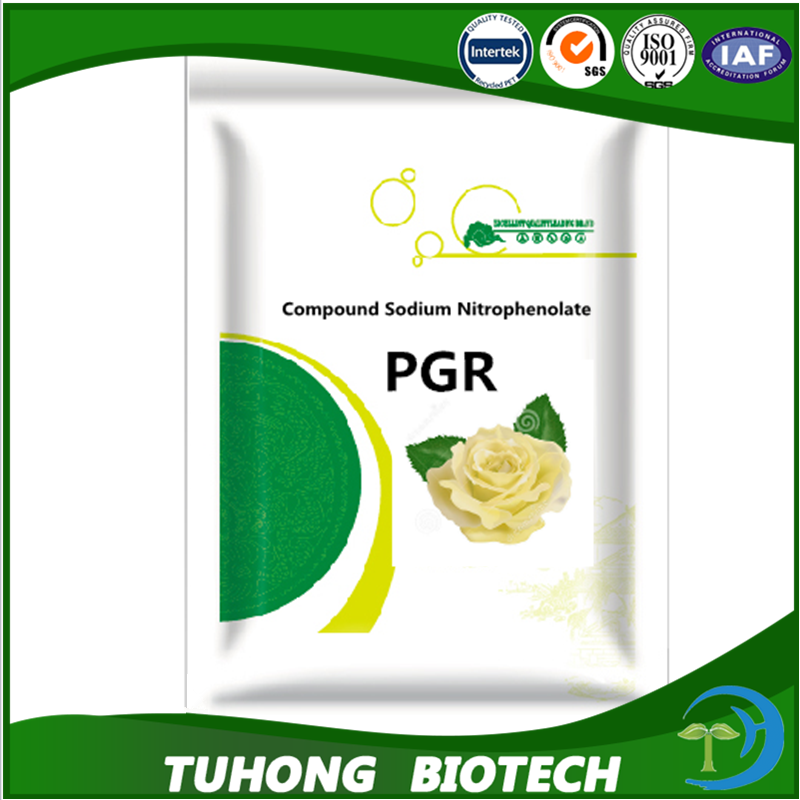 Increasing Plant Yield Plant Growth Regulator Agriculture Farming Compound Sodium Nitrophenolate