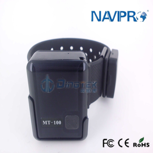 Personal bracelet <strong>GPS</strong> tracking device for offender prisoner disable old people