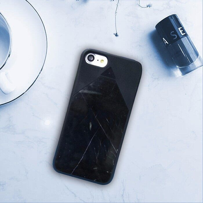 Thinnest marble 0.5 mm Rugged mobile case Ultra light phone back cover accessories