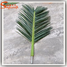 wholesale dried artificial leaves green palm tree names of tree leaves