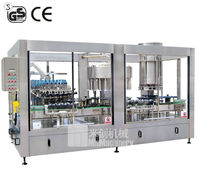 MIC48-36-8 Automatic Sparkling Wine Filling Machine