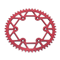 38-55 teeth aluminum motorcycle rear sprocket for Honda CR CRF250