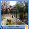 Hot dip Galvanized Steel fence& Security Wrought Iron fence & Anti-rust Aluminum Fence panels