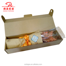 Flower box packaging and Corrugated Paper carton box by wholesale can be printed with customized logo.