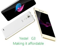 Unlocked Mini Smartphone G3 Yestel 4.5 inch cheap price android smart mobile phone with CNC metal frame