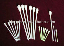 PP plastic stick 100% degreasing makeup tools cotton swabs,cotton buds,cotton tips in box