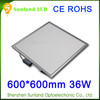 Cheap wholesale 12w 24w 36w 48w home office square led flat panel lighting fixture 36w led ceiling lamp