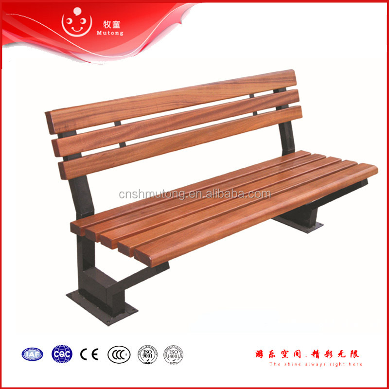 Outdoor Street Cheap Wooden Garden Bench Buy Wooden