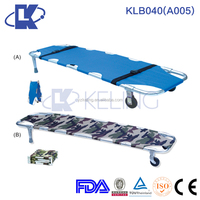 Basket emergency stretcher folding stretcher emergency rescue stretcher KLB040 A005