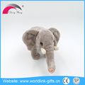 Wholesale OEM & ODM travel gift exporter plush and stuffed elephant toys with big ears