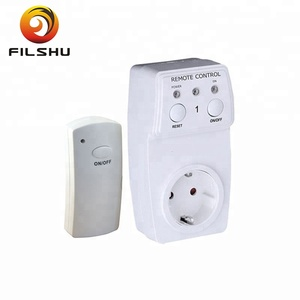 SMS power control socket support wireless sensor and wireless slave socket