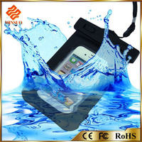 Shenzhen factory Waterproof Mobile Pouch For Swimming with cheap price
